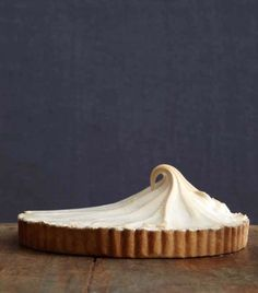 French Lemon Meringue Tart (Tarte Au Citron Meringuée) — Nick Malgieri