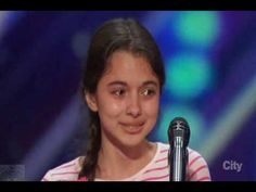 America's Got Talent Laura Bretan Mel B's Golden Buzzer Auditions 1