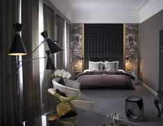 Exclusive Hotel Suite by Boca do Lobo. An exceptional project at Hotel Infante Sagres. Exclusive painted tiles and custom pieces. Luxury Hotels for your perfect Holidays.