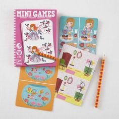 Differences Mini Game by Lea