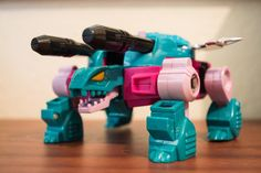 Transformers-Seacon Snaptrap