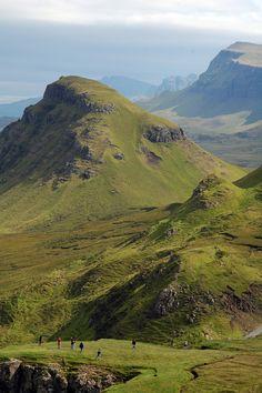 Staffin, Isle of Skye, Scotland
