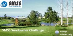 GEORGE GOLF CLUB hosts a 9-hole Sundowner Competition on Friday afternoons from Oct'15 - Mar'16     Limit available tee times  (15:42 to 16:31 off the 1st or 10th tee) (George Golf Club Members only)  GRAND PRIZE  George Golf Club Yearly Membership Fee paid IN Yearly, Golf Clubs, Golf Courses, Competition, Challenges, Friday, Times