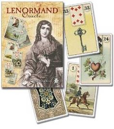 Azuregreen Dlenora Lenormand Oracle Cards, 2015 Amazon Top Rated Tarot Cards #Toy