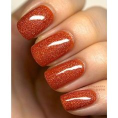 100 Beautiful and Unique Trendy Nail Art Designs ❤ liked on Polyvore featuring beauty products, nail care and nail treatments
