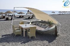 Inventive Daybed seating at SeaSide