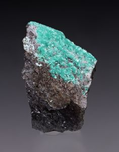 Dioptase from Chile by Dan Weinrich