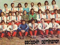 Eskisehir Demirspor F.C. in 1970 Turkish Football Teams, Baseball Cards, Sports, Hs Sports, Sport