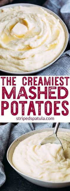 Cream Cheese Mashed Potatoes Recipe   The Best Mashed Potatoes  #mashedpotatoesrecipes#thanksgivingrecipes #potatoes #potatorecipes #mashedpotato