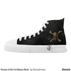 Pirates of the Caribbean Skull & Cross Bones