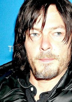 Norman Reedus and his dazzling eyes