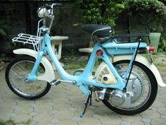 Little Honda p50