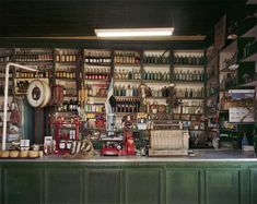 Argentina's Rural Stores Are a Fraying Link to the Past Edward Hopper Paintings, Cidades Do Interior, Shop Counter, Rural Area, General Store, The Past, Photo Wall, In This Moment, Gallery
