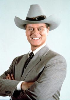 J.R. Ewing - A fine, respectable villain. First he'll try bribery. If that doesn't work, plan B is always blackmail. JR never hurt or killed anyone though he did drive at least two people I remember to attempt suicide. Cliff Barnes {aka That Idiot Barnes} and Walt Driscoll that guy in charge of the government auction of some offshore oil leases.
