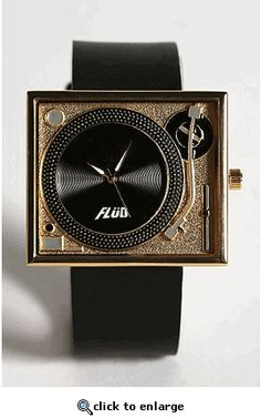 Turntable Watches   by flud. I have this watch.
