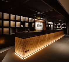 100+ Modern Reception Desks Design Inspiration - The Architects Diary