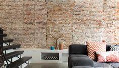 Schoon gebikte muur baksteen. Ontwerp BNLA architecten | Fotografie Jansje Klazinga.