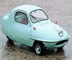 Cute Tiny Car! www.cutethingsdaily.com