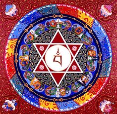 Vajrayogini Mandala