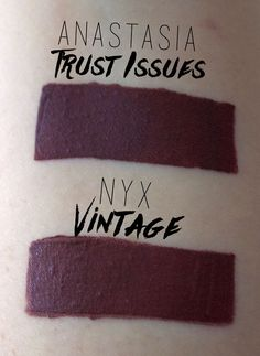 Anastasia Trust Issues Dupe | QuinnFaceMakeup & Beauty Tips ...