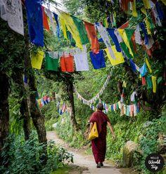 McLeod Ganj - Klein Tibet in Indien Amritsar, Rishikesh, Varanasi, Kochi, Agra, Tibet, Nepal, Buddha Tattoo Design, Dharamsala