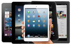 Gadget lust: See how the iPad Mini stacks up against the competition.