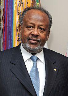 Ismaïl Omar Guelleh, en 2010. (Djibouti)