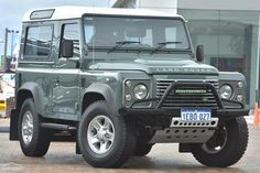2011 Land Rover Defender Manual 4x4 MY11 - carsales.com.au