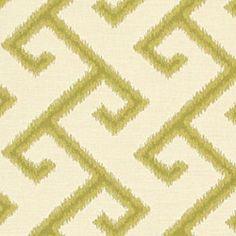 Sunbrella 45706-0001 El Greco Avocado Indoor / Outdoor Furniture Fabric - 45706-0001