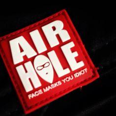 Air Hole FaceMasks #ski #snow #news