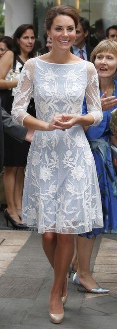 Kate Middleton - Temperley