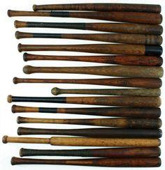 bats - interesting handles