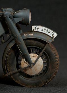 ZUNDAPP (front wheel)