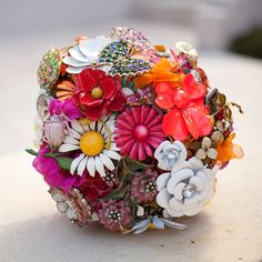 Inspirações – Buquês Criativos   Noivinhas de Luxo #bouquet #wedding #casamento #noiva #bride