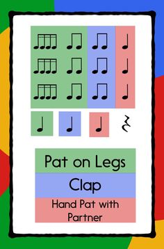 I've Taught this Folk Song, Now What? – Make Moments Matter Add a clapping game or body percussion to any folk song. Elementary Music Lessons, Music Lessons For Kids, Music Lesson Plans, Music For Kids, Piano Lessons, Elementary Schools, Kindergarten Music Lessons, Preschool Music, Music Activities