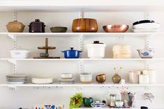 #kitchenshelves #homesweethome #kitcheninspo #theeverygirl