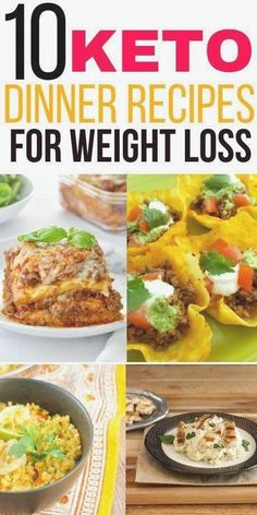 10 Keto Dinner Recipes For Weight Loss - Ketogenic Recipes -The Best! Paleo Diet Plan, Ketogenic Diet Plan, Best Diet Plan, Healthy Diet Plans, Keto Meal Plan, Ketogenic Recipes, Diet Recipes, Healthy Recipes, Delicious Recipes