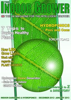 The Indoor Grower Magazine - December 2012 / January 2013