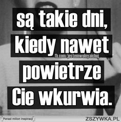 Stylowa kolekcja inspiracji z kategorii Humor Magic Words, Some Quotes, Just Smile, Romantic Quotes, Happy Quotes, Motto, Funny Photos, Quotations, Texts