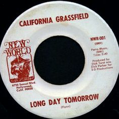 """Long Day Tomorrow"" - California Grassfield"