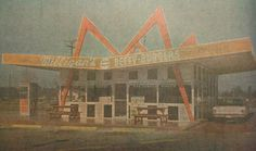 Milligan's Beefy Burgers - Atlantic Beach, Florida - early - Now gone. Atlantic Beach Florida, Jacksonville Florida, Florida Home, Back In The Day, Own Home, My Best Friend, The Past, History, Painting