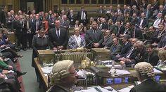 """La Cámara de los Comunes británica da luz verde al """"brexit"""""""