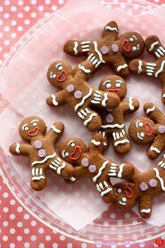 Repinned: Gingerbread men