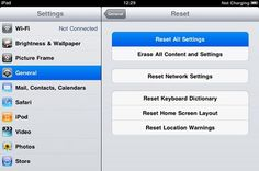 Your iPad is designed to be customized. However, sometimes you may want to undo all your customization to get it back to the same setting when you first bought it. In addition, you may also want to erase all your contact info, browsing history, emails, favorites, etc. This is especially true if you plan on …
