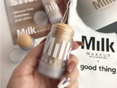 Milk Makeup is releasing something called a Blur Stick and we want it in our hands ASAP