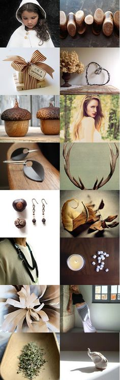 woodland girls by Eva Miller on Etsy--Pinned with TreasuryPin.com