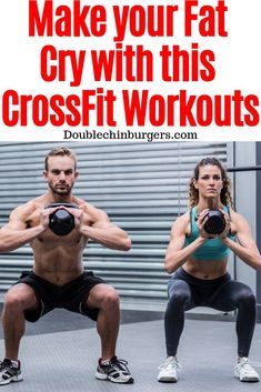 Fat Amy-Workout of the Week - DoubleChinBurgers At Home Crossfit Workout Workout Cardio, Hiit Workout At Home, Cardio Training, Best Cardio Exercises, Workout Fitness, Quick Workouts, Strength Training, Crossfit Workouts For Beginners, Crossfit Workouts At Home
