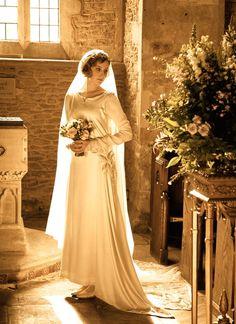 decodeliziosa: Downton Abbey: los vestidos de Lady Mary y Lady Edith