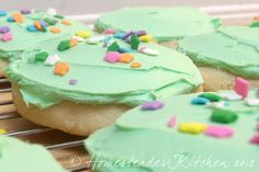 Grain-Free Lofthouse Cookie Recipe