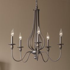 Birch Lane Robbins 9 Light Candle-Style Chandelier & Reviews | Wayfair